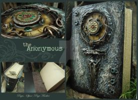 the Anonymous by LuthienThye