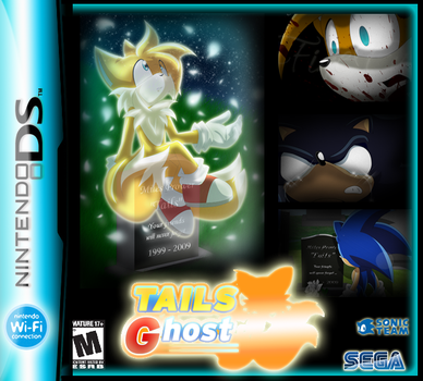 NDS - TheTailsGhost by SilverAlchemist09