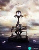 Lost in te time. by CharllieeArts