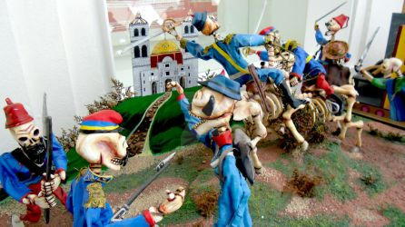 Mexico batalla historica 3 by chaos-dark-lord