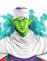 Piccolo Dbz by GOSTFREEK