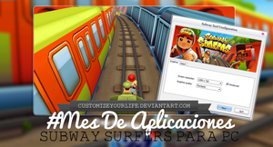 #Subway Surfers {Para Pc} by CustomizeYourLife