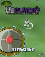 Unguarded Webcomic Ch. 2 Cover: Fledgling by ladytygrycomics