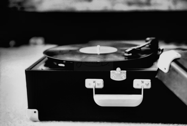 Groovin' to the Record by lannaephotography