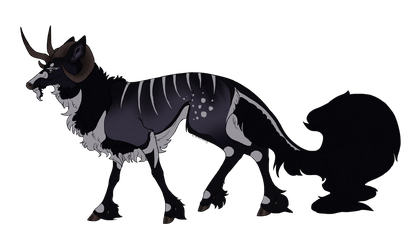 BTL's Blackened Rose / Stag / HARPG by Zincwolf