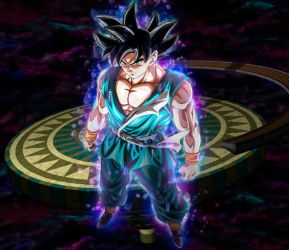 Goku Final2 by LinkitOx