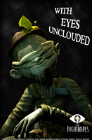 LN_Comic - With Eyes Unclouded - Cover by TheCreatorsEye