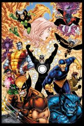 X Men by RossHughes