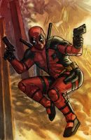 Marvel : Deadpool by wansworld