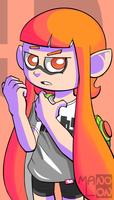 Splatoon: It's time to SMASH by Mano-Lon