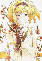 Edna the Early Bloomer by Toradh