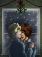 Hang All the Mistletoe by Kiriska