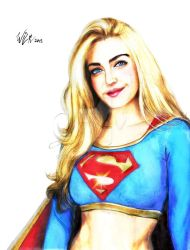 Girl of Steel by NeuAgeArt