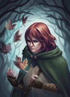 Kvothe by abbey-tex-johnson