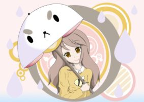 Bee and PuppyCat : Bee by ghostrockk