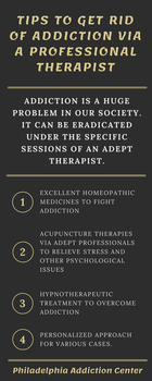 Tips To Get Rid Of Addiction Via A Therapist by philaaddiction