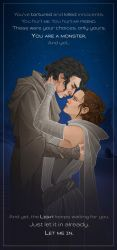 Reylo - Just let it in by LiberLibelula