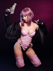 Major Motoko Kusanagi from Ghost in the Shell by RinnieRiot