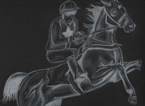 Grand National by Paintwick