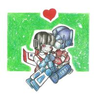 Bot Valentines Day by Lily-Carroll