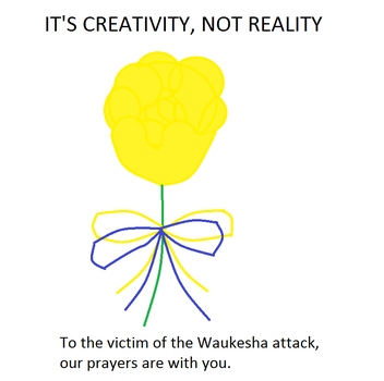 It's Creativity, Not Reality by ANGELWOLFCHILD