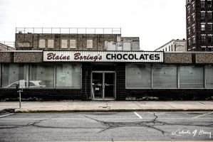 Blaine Boring's Chocolates by cjheery