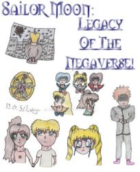 Legacy of the Negaverse by ngsilver