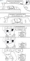 Comic- Typical Canterlot by ChocolateSun