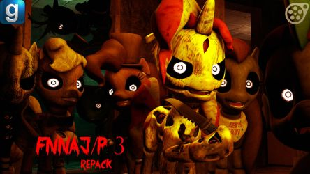 [DL] five nights at AJ's/pinkie's 3 Repack by MinerJacker