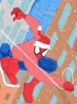 Its Christmastime Again Spider-Man by homer311