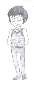 Dat sweater vest by greengal14