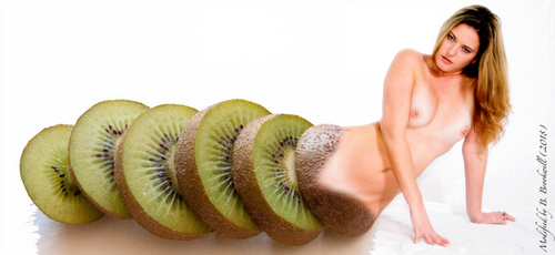 Kiwis Are Good For You by Mertail