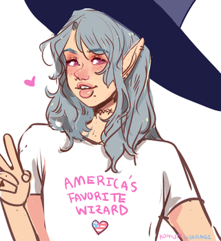 Taako, from TV by Costly