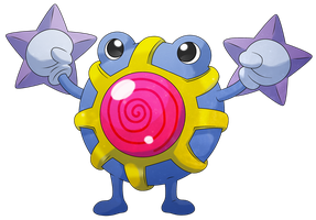 Poliwhirl+Starmie