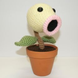 Bellsprout by Heartstringcrochet