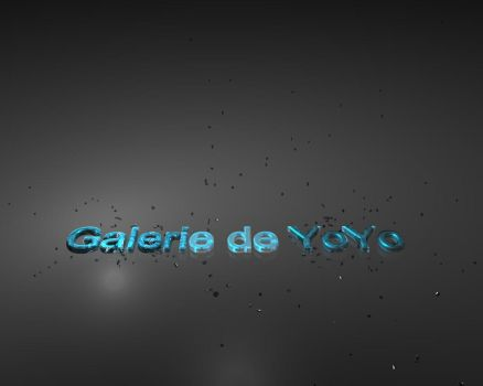 C4D text try out by yoyoman2005g
