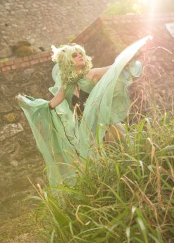 Dreaming Rydia by MadRakele