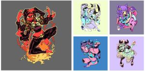 Free shipping costs for my T-shirts! by Rafchu