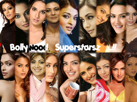 Bollywood Girls .. by Tasj0ew
