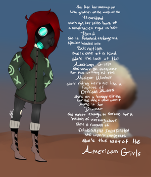 Last of the American Girls by Informative-Silver