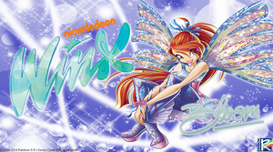 Winx Club Bloom Nick Sirenix Wallpaper by Wizplace