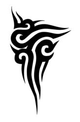 Tribal Tattoo concept by soulsweeper