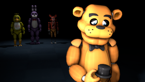 (SFM) The end of FNAF (Or not?) by PFT-Production
