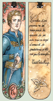COM ~ BookMark Reyan by Songes-et-crayons