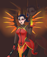Devil Mercy by a-planning-duo