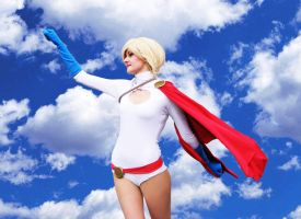 Power Girl by Youei
