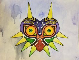 Majora's Mask  by atreyu917