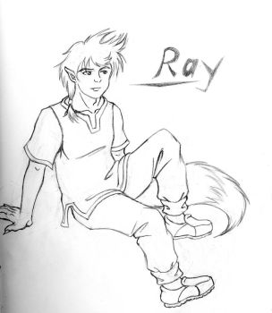 Ray Character sheet by cbs
