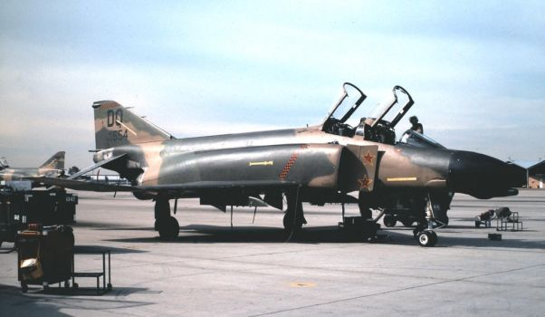 F-4D in 'Wraparound' No. 8 by F16CrewChief