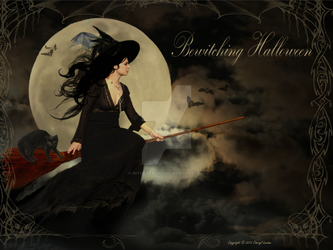 Bewitching Halloween by intocreating